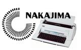 Nakajima Typewriters