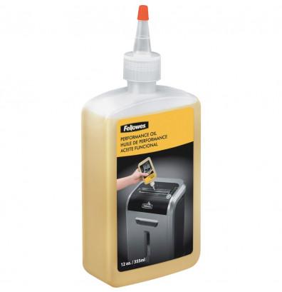 Fellowes Powershred Performance Oil, 12 oz Bottle