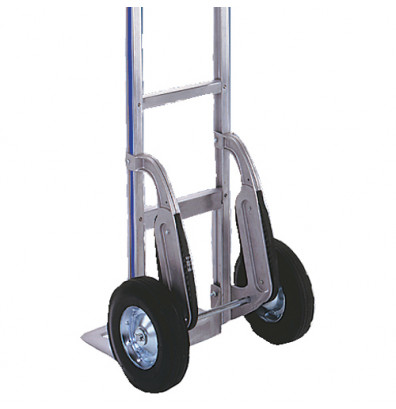 "Wesco S5K StairClimber Cast Aluminum Pair with Continuous Rolling Belt (8"" wheel only)"