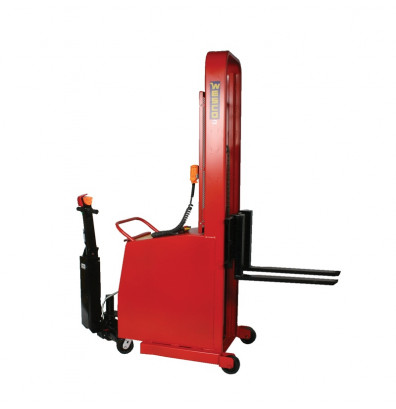 """Wesco PCBFL-76-30-PD Counterbalance 76"""" Lift 30"""" Fork Fully Powered Electric Stacker"""
