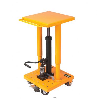 "Wesco VLT500 500 lb Load 18"" x 18"" Value Lift Hydraulic Lift Table"