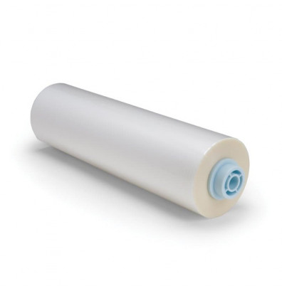 "Swingline GBC Ultima Ezload Nap II Clear 12"" x 200 ft. 3 mil Roll Laminating Film (2 Rolls)"