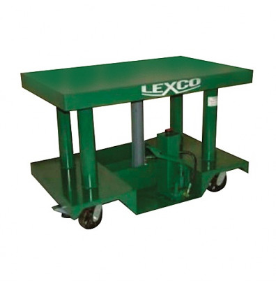 "HT-3036-18 6,000 lbs Capacity 30"" x 30"" Lexco Hydraulic Lift Table (Lift Equipment)"