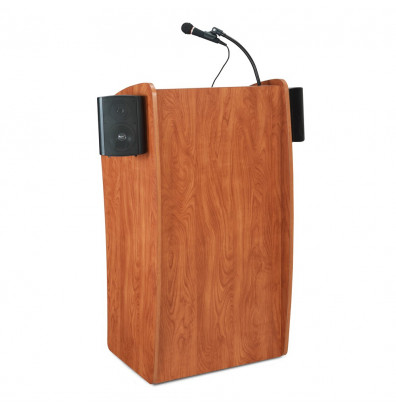 Oklahoma Sound Vision Sound System Lectern