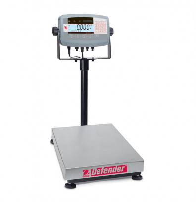OHAUS Defender 7000 Legal for Trade Bench Scales, 25 lbs. to 600 lbs. Capacity