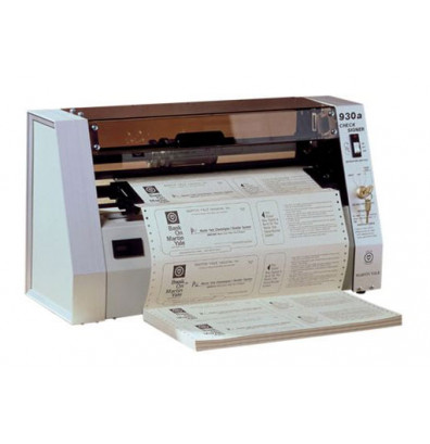 Martin Yale 930A Continuous Forms Check Signer