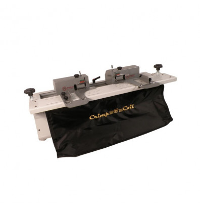 Akiles Crimp-A-Coil Double-Sided Spiral Coil Electric Crimper