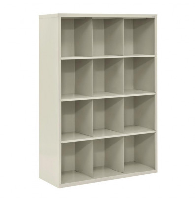 Sandusky 12-Section Cubbie Classroom Storage (Shown In Putty)