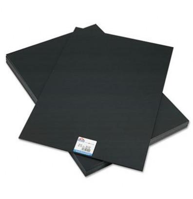 """Elmer's 20"""" x 30"""" 10-Pack Black Polystyrene Foam Board"""