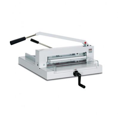 """MBM Triumph 4305 16-7/8"""" Manual Paper Cutter"""