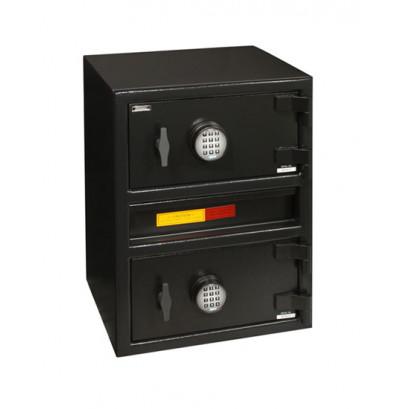 AmSec MM2820 Center Drop Front Load Depository Safe
