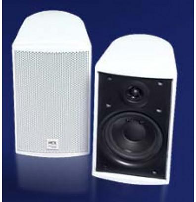"MTX Audio MP41W Single 4"" Woofer Home Theater Speaker, White"