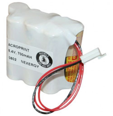 Acroprint Battery Backup for Atomic ES900 and Atomic ES1000