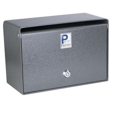 Protex SDB-200 313 Cubic Inch Wall Mounted Deposit Drop Box