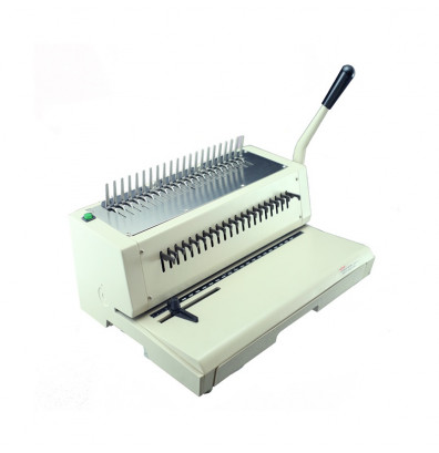 Tamerica TCC210EPB Electric Punch and Comb Binding Machine