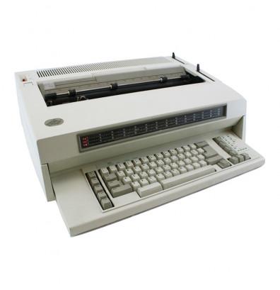 Lexmark IBM Wheelwriter 10 Typewriter (Reconditioned)