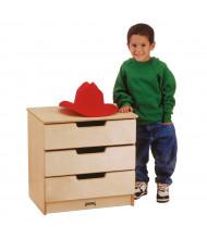 Jonti-Craft 3-Drawer Storage Cabinet