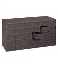 Durham Steel Drawer Cabinets (30 drawer model shown)