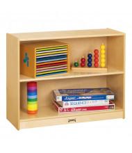 Jonti-Craft Straight-Shelf Storage Module