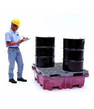 Ultratech 0801 Spill King with Drum Pallet, No Drain