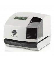 Lathem 100E Multifunction Electronic Time Recorder