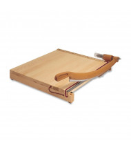 "Swingline GBC ClassicCut Ingento 1172A 30"" Solid Maple Base Paper Trimmer"