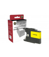 Clover Non-OEM New Extra High Yield Yellow Ink Cartridge for Brother LC79XXL