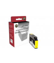 Clover Remanufactured High Yield Yellow Ink Cartridge for Lexmark #200XL