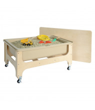 """Wood Designs 20"""" H Sand and Water Table with Lid"""
