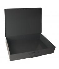 """Durham Steel 18"""" W x 12"""" L Storage Box, Pack of 4"""