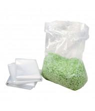 HSM 96 gal. Plastic Shredder Bags For Crusher/1049S/450/P44 Paper Shredders 50-Box 2523