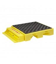 Ultratech Spill Decks (1-drum model shown with optional bladder)