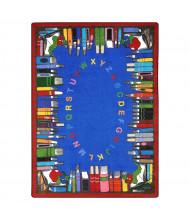 Joy Carpets Read & Learn Classroom Rug