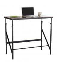 Safco Elevate Height Adjustable Standing Desk (Shown in Walnut)