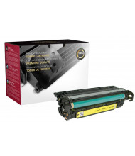 Clover Remanufactured Yellow Toner Cartridge for HP CE252A (HP 504A)