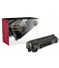 Clover Remanufactured Extended Yield Toner Cartridge for HP CE285A (HP 85A)