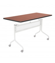 """Safco Impromptu 2066 60"""" W x 24"""" D Training Table Top (Shown in Cherry, Base Sold Separately)"""