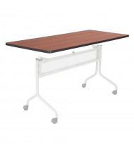 """Safco Impromptu 2067 72"""" W x 24"""" D Training Table Top (Shown in Cherry, Base Sold Separately)"""