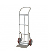 Wesco 156-PP8-SS 156 Series 600 lb Load Stainless Steel Hand Truck
