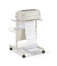 Balt 21701 JPM Adjustable Printer Stand (example of use)