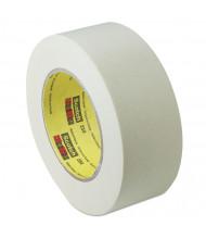 "Scotch 1-1/2"" x 60 yds Natural General Purpose Masking Tape, 3"" Core"