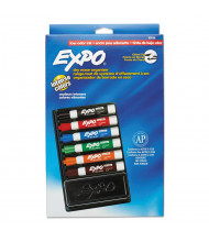 Expo Low-Odor Dry Erase Marker and Organizer Kit