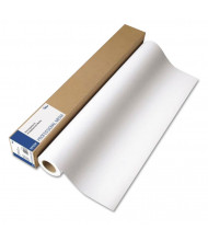 """Epson Wide-Format 44"""" X 40 Ft., 22 mil, Gloss Canvas Paper Roll"""