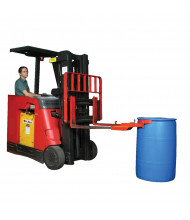 Wesco PJ Polyjaws 1000 lb Load Poly Drum Forklift Attachment