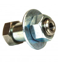 Just-Rite 25968 Pass-Through Valve for Safety Cabinet