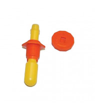 "Wesco 5"" L Vertical Polyethylene Pop-Up Drum Gauge 272216"