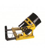 Wesco VFDLT-1400 1400 lb Load Drum Lifter & Tilter Forklift Attachment