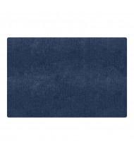 Carpets for Kids Mt. Shasta Rectangle Classroom Rug, Ocean Blue
