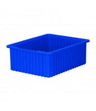 Akro-Mils Akro-Grid Plastic Storage Bins (Shown in Blue)