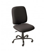 Balt Titan 34663 Big & Tall 500 lb. Fabric Mid-Back Executive Office Chair